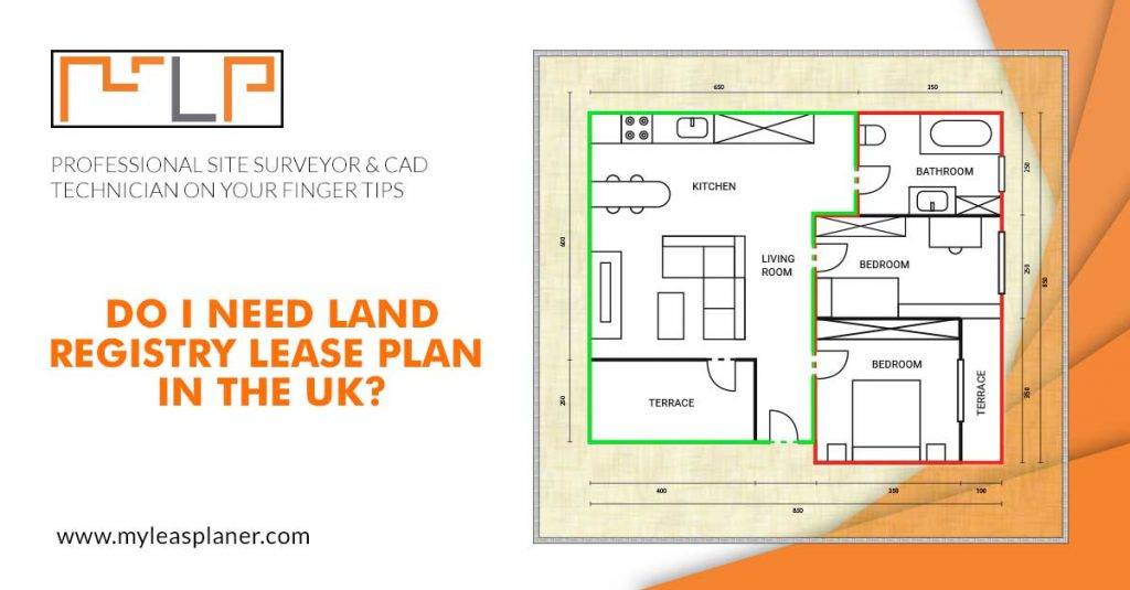 Do I Need Land Registry Lease plan in the UK?